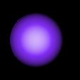 Mercury_upper.stl Télécharger fichier STL gratuit Système solaire intérieur • Objet pour imprimante 3D, Richard90