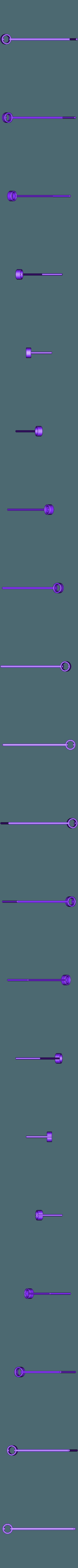 Venus_arm.stl Télécharger fichier STL gratuit Système solaire intérieur • Objet pour imprimante 3D, Richard90