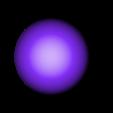 Venus_upper.stl Télécharger fichier STL gratuit Système solaire intérieur • Objet pour imprimante 3D, Richard90