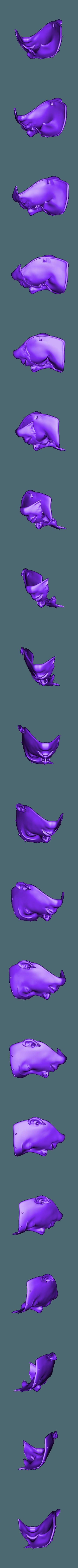 266461.stl Download free STL file Guanghan Palace  Change Fairy • 3D printable design, stronghero3d