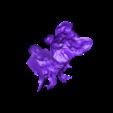 266462.stl Download free STL file Guanghan Palace  Change Fairy • 3D printable design, stronghero3d