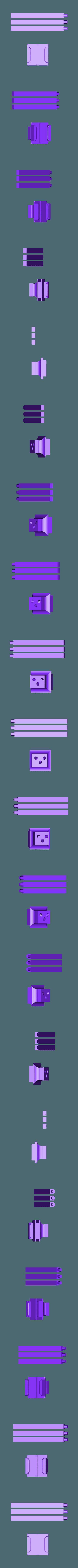 gopro_tripod.stl Download free STL file mini tripod for gopro hero 3 • 3D printer design, procreator3D