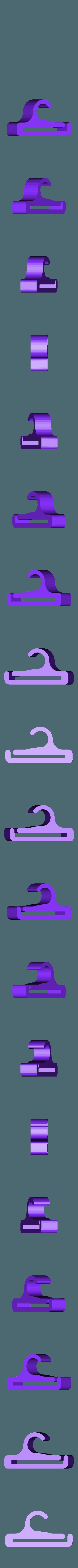 camelbak_clip.stl Télécharger fichier STL gratuit type camelbak tube à boire/embout de tuyau flexible • Objet pour imprimante 3D, procreator3D
