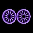 jammie_dodgers_low_profile_both.stl Download free STL file Jammie dodger cutter low profile remix • 3D printing design, procreator3D
