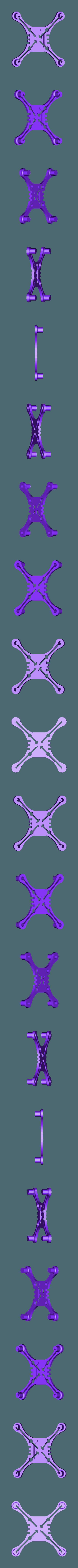 micro_quad_V1_remix_for_hubsanX4_parts.stl Download free STL file Micro quad V1 remix tor Hubsan X4 • Object to 3D print, procreator3D