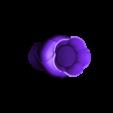 Vase N1 [Filled].stl Download free STL file Naturally Shaped Vase • 3D printer object, Thyrennon