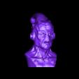 majin_buu_cut.stl Download free STL file Majin buu DBZ sculpt • Template to 3D print, Peanut3DButter
