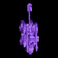 Merge_of_Liger_Zero_Panzer_6_Rescaled0.010.stl Télécharger fichier STL gratuit Zoids : Panzer Zéro Liger • Objet pour imprimante 3D, Peanut3DButter