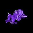 freedom.stl Download free STL file Custom Gundam: Freedom inspired Gundam minus wings. • 3D print object, Peanut3DButter