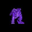 Berserk_Fury_EXE.stl Télécharger fichier STL gratuit PLUS DE ZOÏDES • Design pour impression 3D, Peanut3DButter