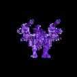 GunSniper_Leena_Special.stl Télécharger fichier STL gratuit PLUS DE ZOÏDES • Design pour impression 3D, Peanut3DButter