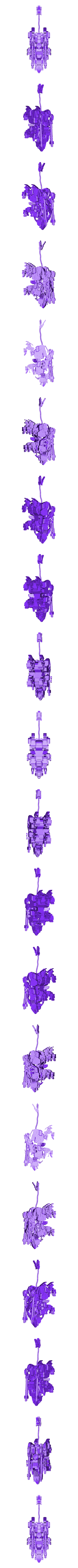 Merge_of_Liger_Zero_Panzer_6_Rescaled0.010.stl Télécharger fichier STL gratuit PLUS DE ZOÏDES • Design pour impression 3D, Peanut3DButter