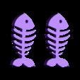 Fish_STL.stl Télécharger fichier STL gratuit Poisson • Plan à imprimer en 3D, Isi8Bit