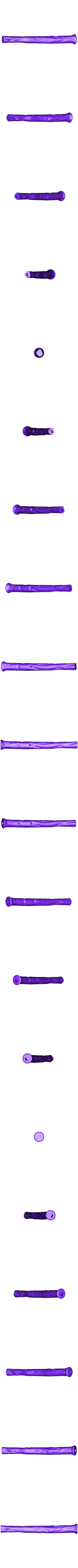 Fleur2.STL Télécharger fichier STL gratuit Baguette Fleur Delacour • Objet imprimable en 3D, Absolute3D