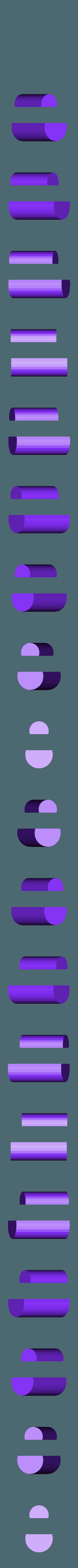 clips.STL Télécharger fichier STL gratuit Baguette Fleur Delacour • Objet imprimable en 3D, Absolute3D