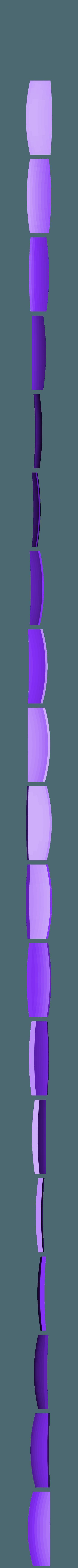 9.STL Télécharger fichier STL gratuit Bouclier du capitaine amérique (Entièrement détaillé) • Design pour imprimante 3D, Absolute3D