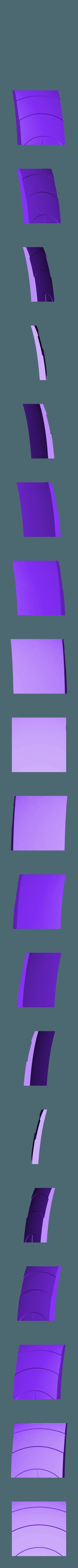 6.STL Télécharger fichier STL gratuit Bouclier du capitaine amérique (Entièrement détaillé) • Design pour imprimante 3D, Absolute3D