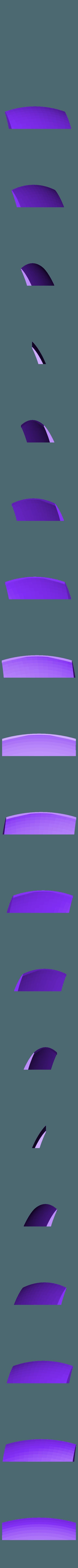 2.STL Télécharger fichier STL gratuit Bouclier du capitaine amérique (Entièrement détaillé) • Design pour imprimante 3D, Absolute3D