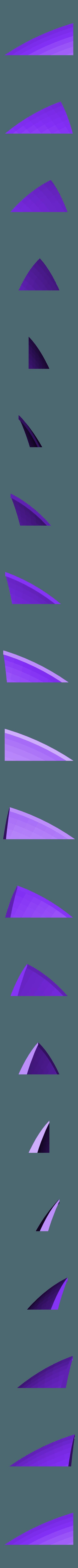 1.STL Télécharger fichier STL gratuit Bouclier du capitaine amérique (Entièrement détaillé) • Design pour imprimante 3D, Absolute3D