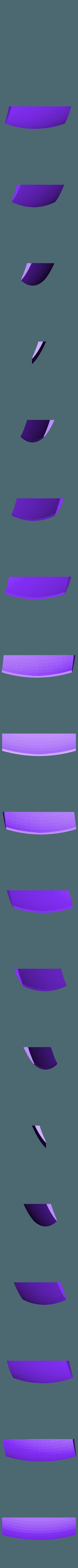 20.STL Télécharger fichier STL gratuit Bouclier du capitaine amérique (Entièrement détaillé) • Design pour imprimante 3D, Absolute3D
