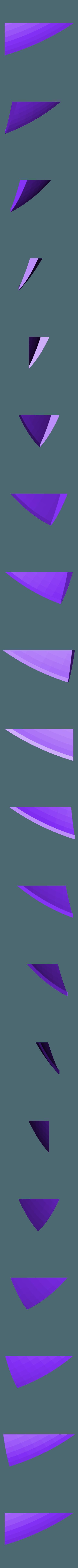 21.STL Télécharger fichier STL gratuit Bouclier du capitaine amérique (Entièrement détaillé) • Design pour imprimante 3D, Absolute3D