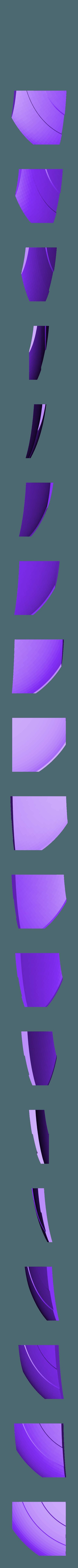 15.STL Télécharger fichier STL gratuit Bouclier du capitaine amérique (Entièrement détaillé) • Design pour imprimante 3D, Absolute3D
