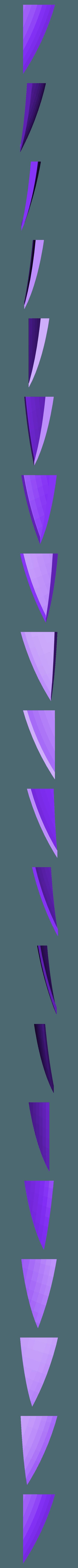 18.STL Télécharger fichier STL gratuit Bouclier du capitaine amérique (Entièrement détaillé) • Design pour imprimante 3D, Absolute3D