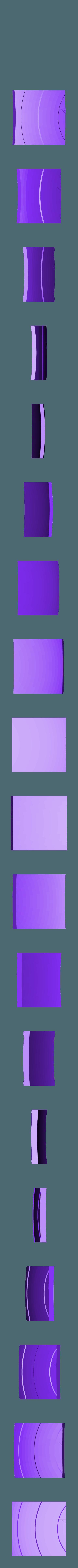 10.STL Télécharger fichier STL gratuit Bouclier du capitaine amérique (Entièrement détaillé) • Design pour imprimante 3D, Absolute3D