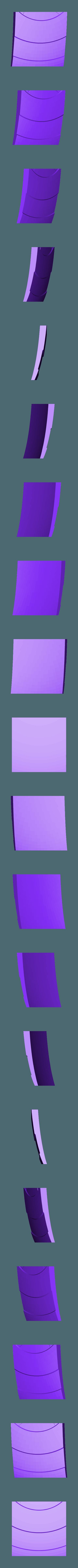 16.STL Télécharger fichier STL gratuit Bouclier du capitaine amérique (Entièrement détaillé) • Design pour imprimante 3D, Absolute3D