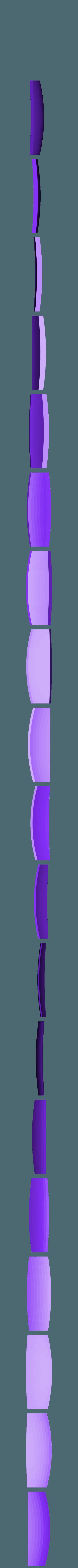 13.STL Télécharger fichier STL gratuit Bouclier du capitaine amérique (Entièrement détaillé) • Design pour imprimante 3D, Absolute3D
