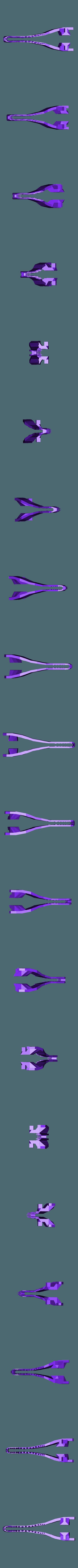 bas dino.stl Download free STL file dinosaur skull • 3D printer object, grogro