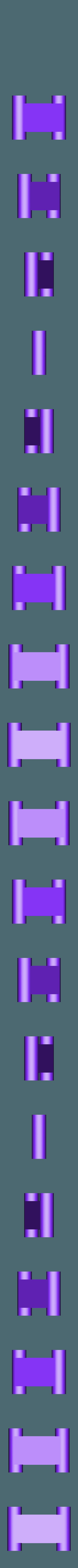 Link.stl Télécharger fichier STL gratuit Bracelet personnalisable - Choisissez vos propres couleurs, imprimez-les et portez-les ensemble ! • Objet imprimable en 3D, Muzz64