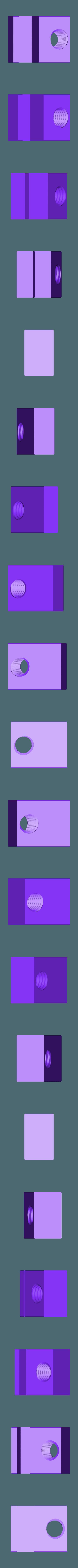 5GS_back.stl Télécharger fichier STL gratuit Réplicateurs de 5ème génération pour la fabrication de plaques stablizers • Plan à imprimer en 3D, Muzz64