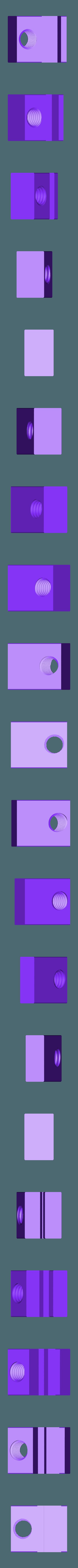5GS_front.stl Télécharger fichier STL gratuit Réplicateurs de 5ème génération pour la fabrication de plaques stablizers • Plan à imprimer en 3D, Muzz64