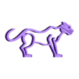 wild_catz.stl Download free STL file Wild Catz... with Jaws that Bite and Growl! • 3D printing object, Muzz64