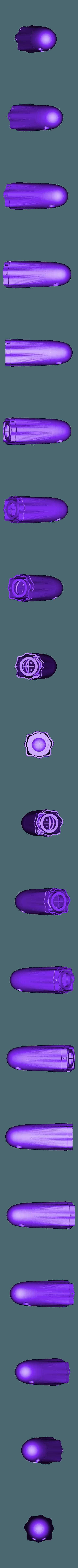Wobbly_Ghost.stl Télécharger fichier STL gratuit Fantômes vacillants ! • Design à imprimer en 3D, Muzz64
