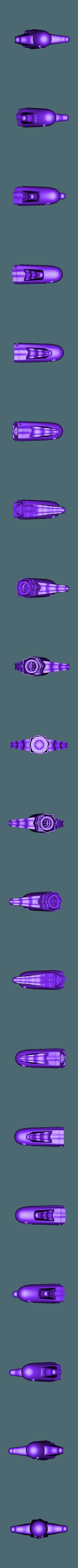Wobbly_Ghost_-_Arms.stl Télécharger fichier STL gratuit Fantômes vacillants ! • Design à imprimer en 3D, Muzz64