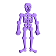 skeleton.stl Download free STL file 'Skeletonz' • 3D printing object, Muzz64