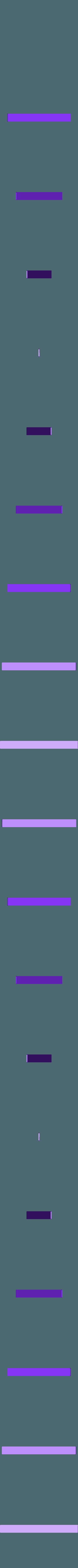 NERF_Target_Spring.stl Télécharger fichier STL gratuit Cible à ressort pour s'amuser avec le pistolet NERF ! • Modèle pour imprimante 3D, Muzz64