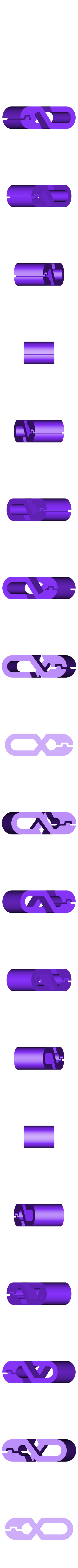Earphone_Cable_Clip.stl Download free STL file Earphone Cable Clip • 3D print design, Muzz64