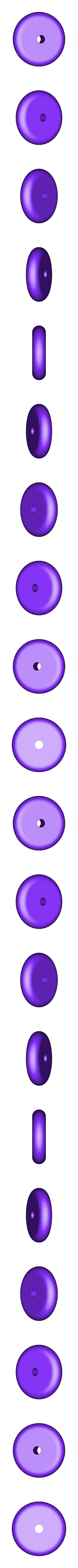 roue AV.STL Download free STL file Parrot Disco - Landing gear • Object to 3D print, larcenn