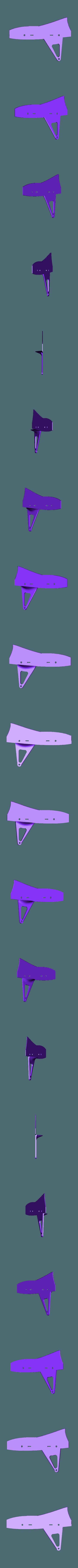 patin_roulette_1.STL Download free STL file Parrot Disco - Landing gear • Object to 3D print, larcenn