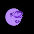 Shrek-MMU-brown.stl Télécharger fichier STL gratuit Shrek en armure (prêt pour MMU) • Design pour imprimante 3D, ChaosCoreTech