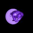 Shrek.stl Télécharger fichier STL gratuit Shrek en armure (prêt pour MMU) • Design pour imprimante 3D, ChaosCoreTech
