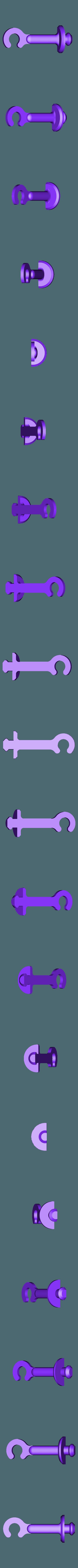 Piston_x3.stl Télécharger fichier STL gratuit Moteur pneumatique radial simple • Modèle pour imprimante 3D, Slava_Z