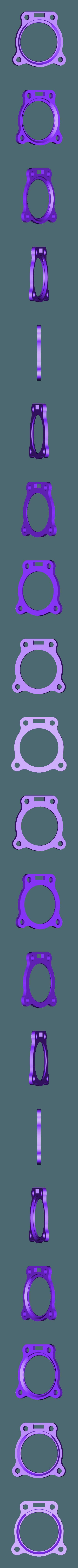 Cylinder_Plate_x3.stl Télécharger fichier STL gratuit Moteur pneumatique radial simple • Modèle pour imprimante 3D, Slava_Z