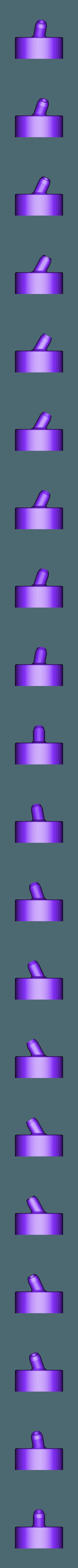 X_6mm_to_Tap_Water.stl Télécharger fichier STL gratuit Moteur pneumatique radial simple • Modèle pour imprimante 3D, Slava_Z