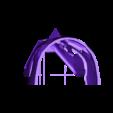 Dr_Doom_Mask.stl Télécharger fichier STL gratuit Dr Doom Mask • Modèle pour imprimante 3D, Crackers3D4D