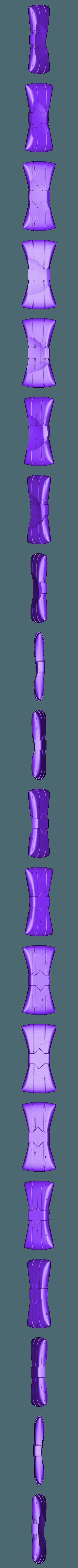 ribbon_R.stl Télécharger fichier STL gratuit Tama dans le monde du Final Fantasy • Design imprimable en 3D, Crackers3D4D