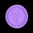 Horde.stl Download free STL file Horde amulet • 3D printable object, 3D-mon